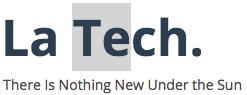 La Tech.