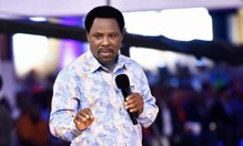 Prophet TB Joshua Opens Up On Record Breaking Prayer Moutain