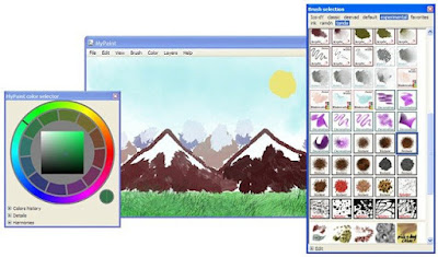 تحميل برنامج الرسم للكمبيوتر MyPaint 2020 مجانا