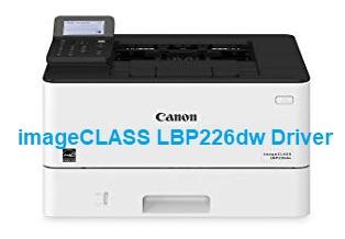 Canon imageCLASS LBP226dw Driver