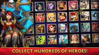 Alliance: Heroes of the Spire APK Mod