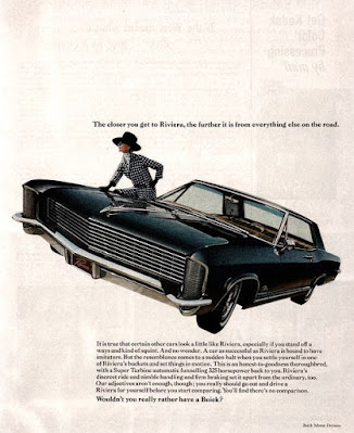 Buick Riviera la leyenda