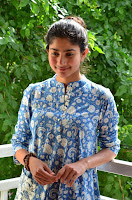 Sai Pallavi looks super cute in plain dress at her interview in Telugu about movie Fidaa ~ Exclusive Celebrities Galleries 009.JPG