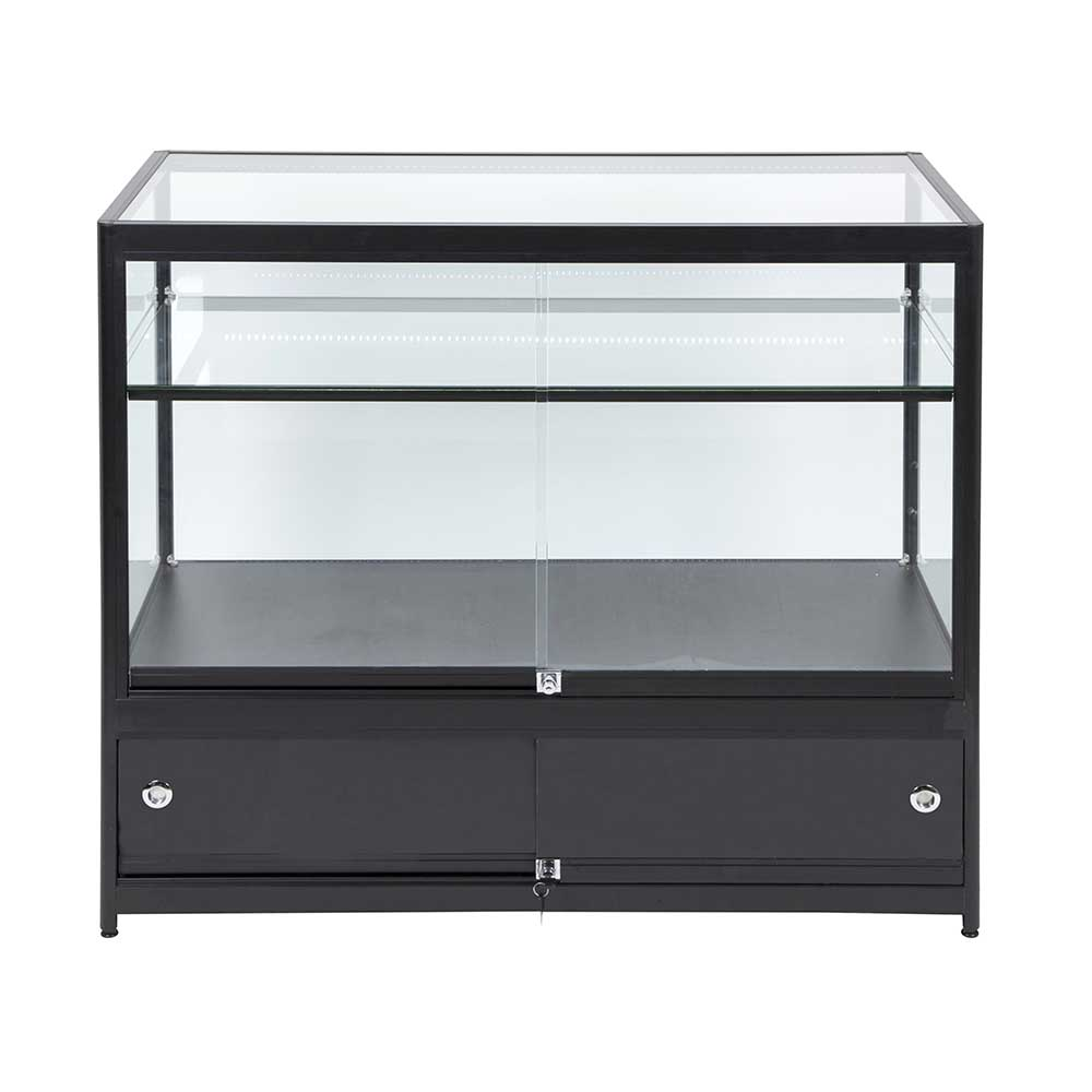 Glass Terminology of a Glass Display Cabinet