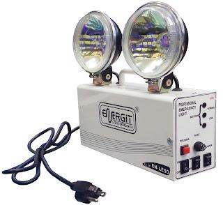 Lámpara de emergencia 220vac - 50w