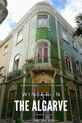 Visit Portugal in December with a visit to the Algarve in Winter