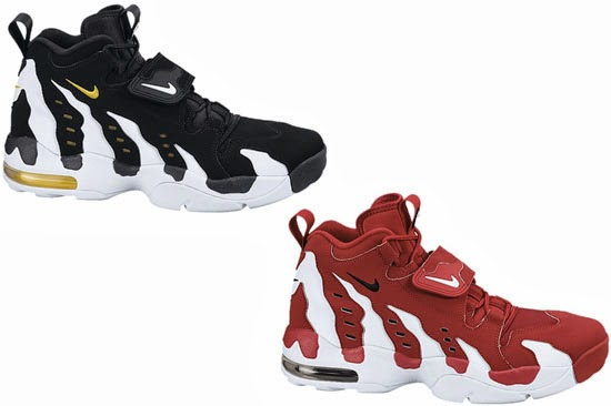 84c4e2d0e87c Nike Air DT Max  96 Black Varsity Maize-White   Varsity Red Black-White  Release Reminder