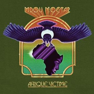Mdou Moctar - Afrique Victime Music Album Reviews