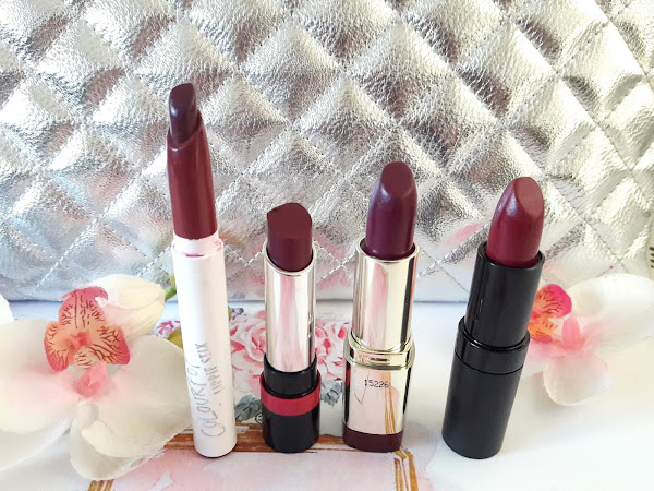 Four lipsticks to wear now