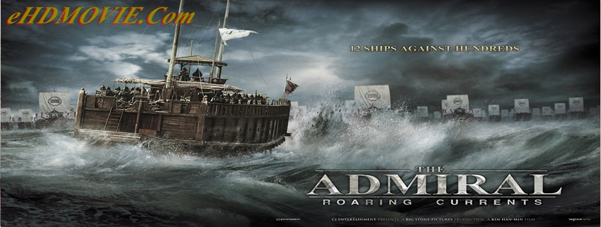 Admiral Roaring Currents 2014 Dual Audio [Hindi – English] 480p ORG BRRip 400MB ESubs