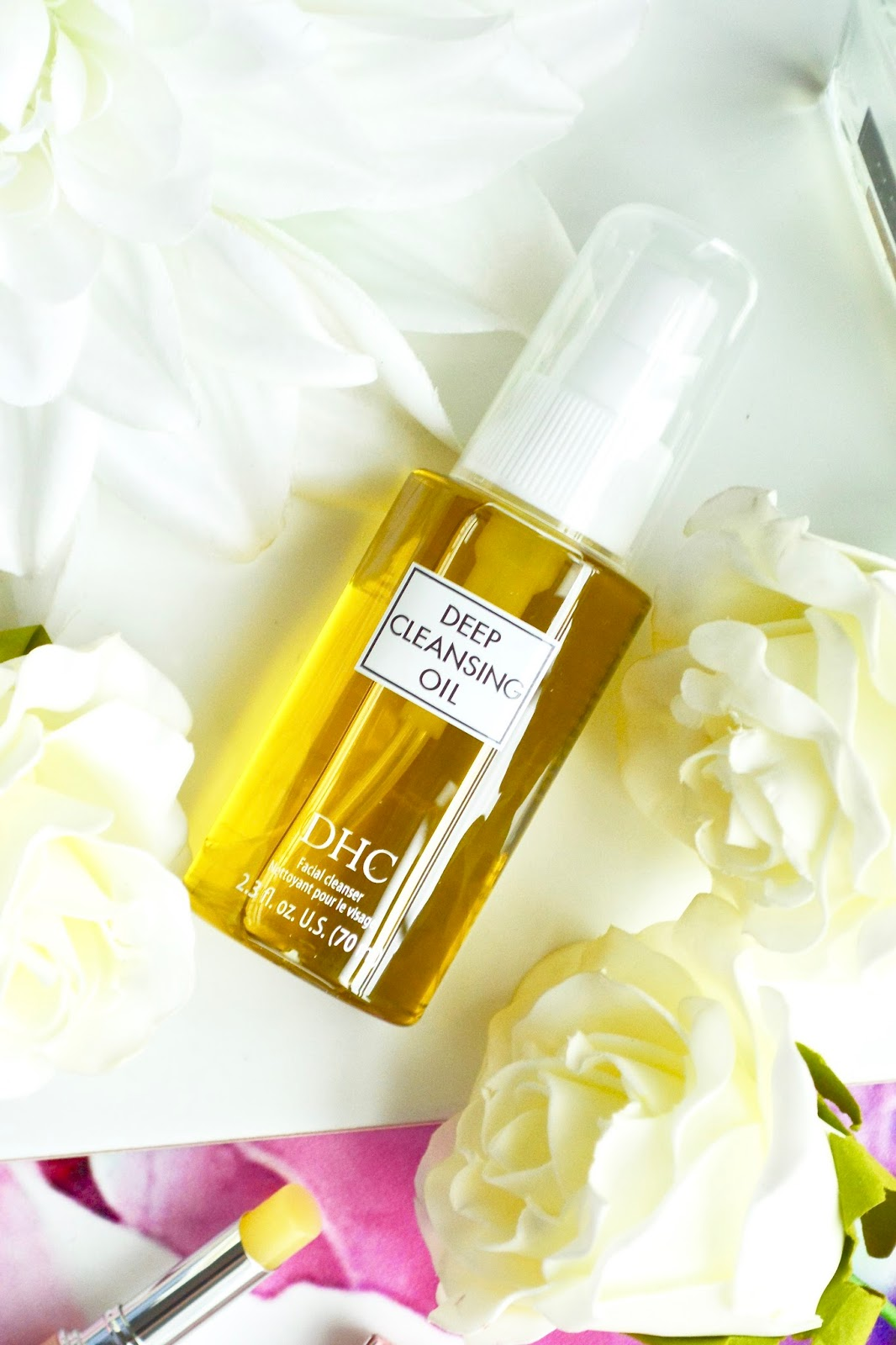 DHC Deep Cleansing Oil & Other DHC Beauty Products