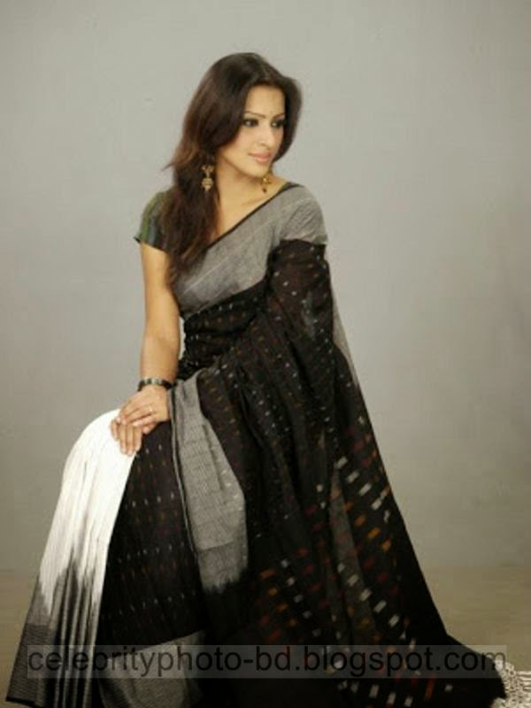 Girls Stylish Saree Collection For Eid Festival 2014-2015