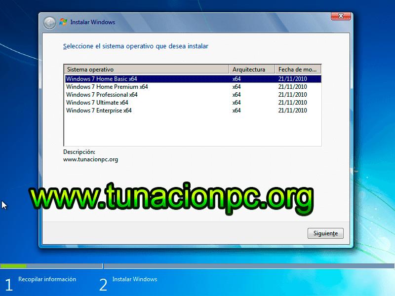 Windows 7 AIO Todas las Actualizaciones Imagen