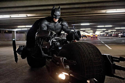batman rides the batcycle, The Dark Knight Rises, Directed by Christopher Nolan