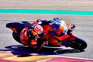 Dani Pedrosa vuelve a MotoGP Estiria 2021
