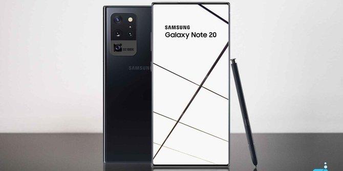 Samsung Will Launch Galaxy Note 20 Virtually
