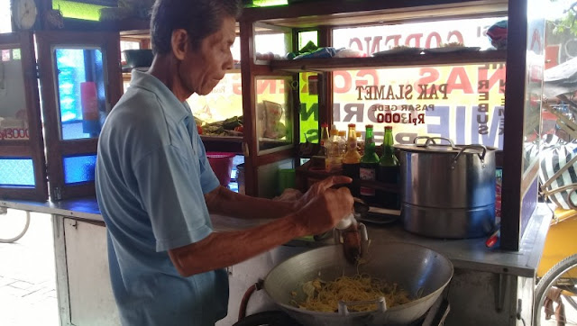 Analogi Bisnis Penjual Nasi goreng Dengan Trader Forex