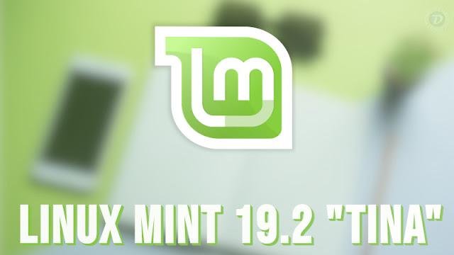 "A espera acabou! Linux Mint 19.2 ""Tina"" é lançado!"