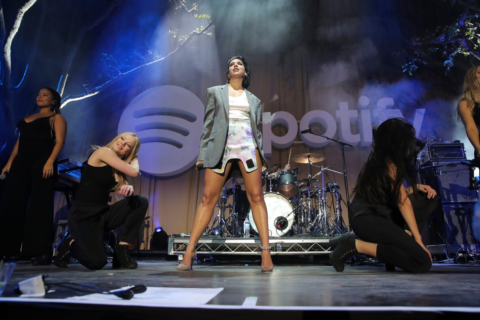 "Dua Lipa -""Spotify presents the Best New Artist 2019 Party, Inside, Hammer Museum, Los Angeles, USA"