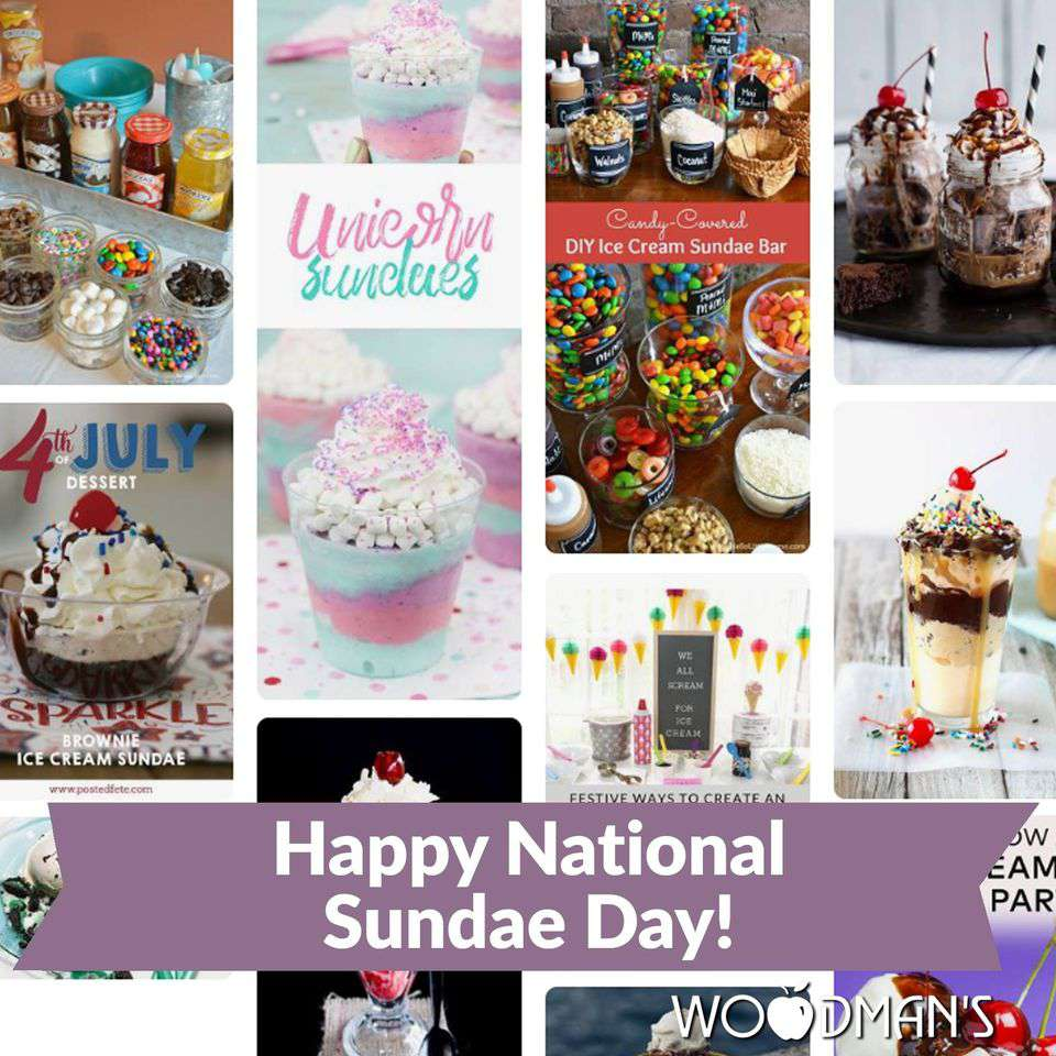 National Sundae Day Wishes Images download