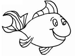 Immagini di pesci da colorare for Pesci da stampare e colorare
