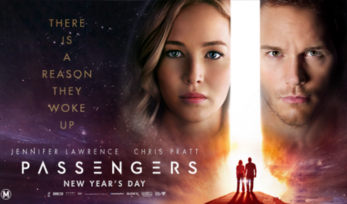 10 Film Paling Hot dan Seksi Tahun 2014 2019, movie trailer, movie review, cast, Passengers movie