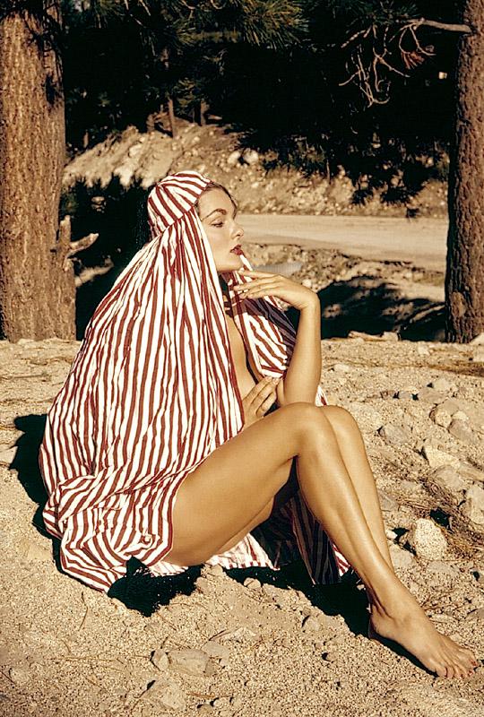 Marilyn Hanold  nackt