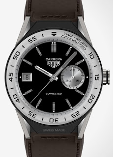 Montre Tag Heuer Connected Modular 45