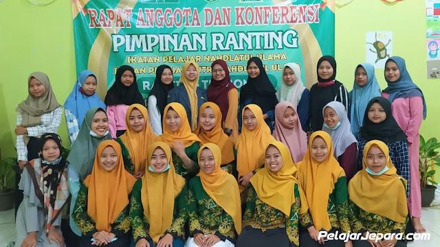 Gambar : Arum PR IPPNU Ranting Tuksongo