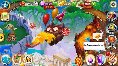 Ilha do Inferno Feliz  - Informações