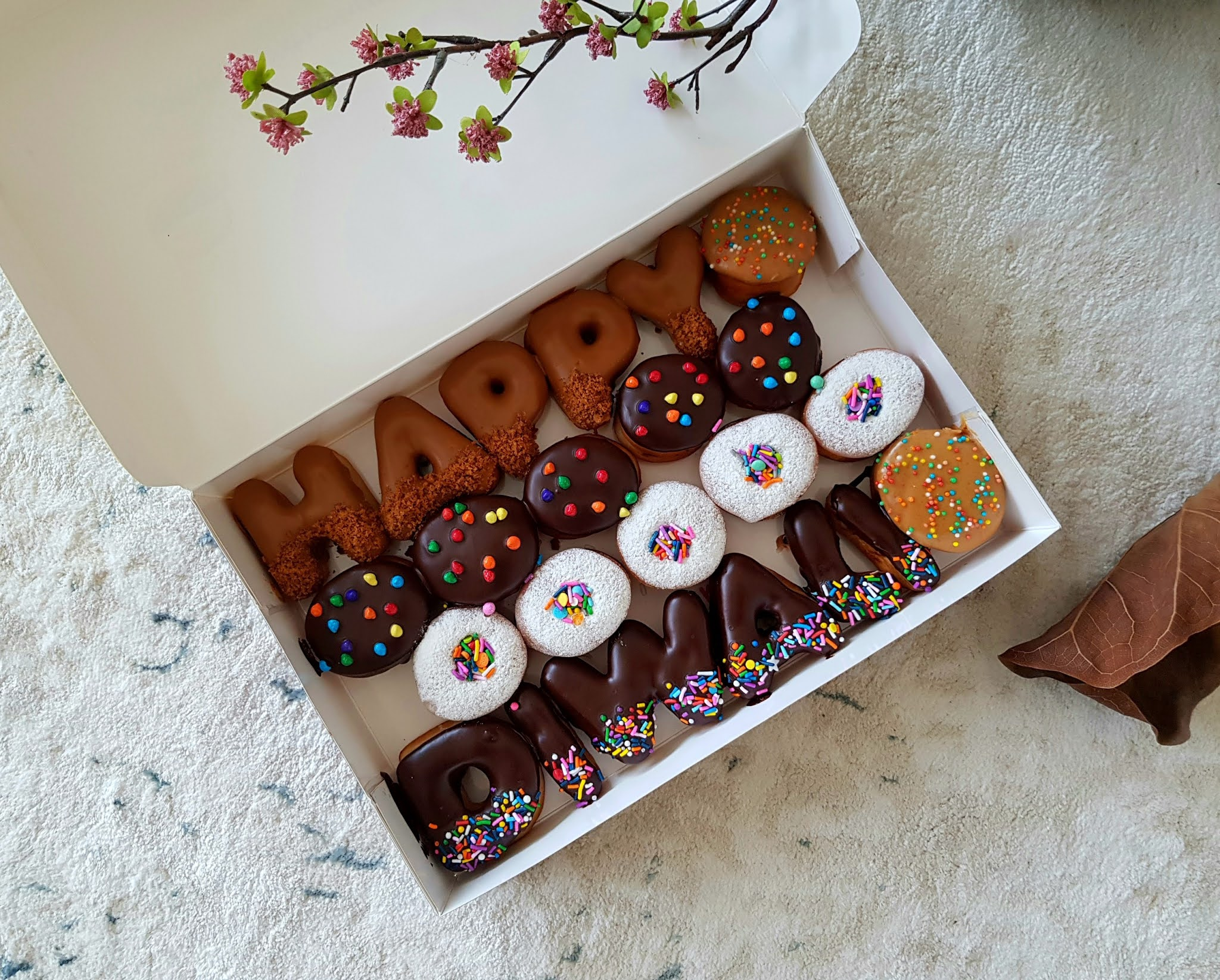 Best vegan donuts in Dubai - Best vegan treats and vegan gifts in Dubai - Vegan Desserts in Dubai