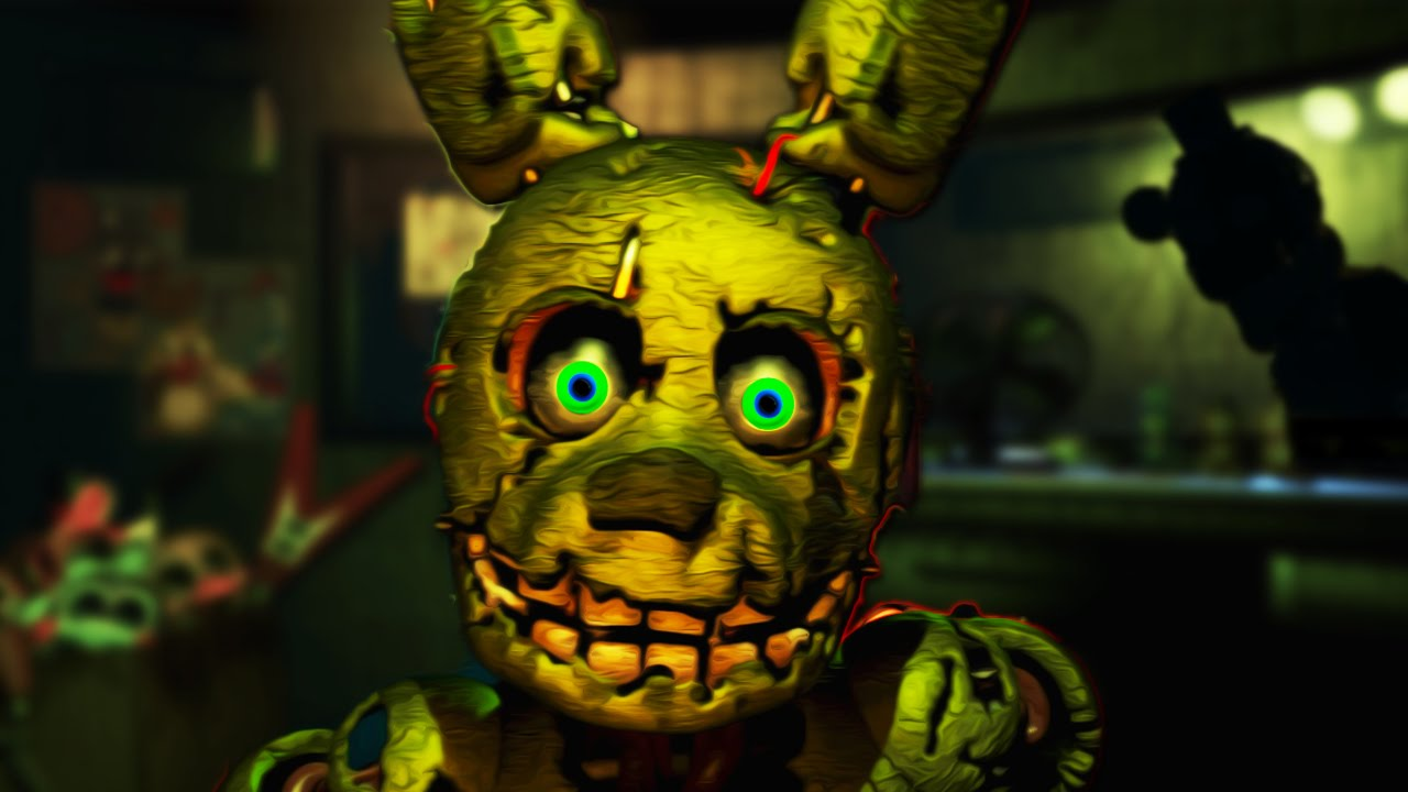 Five Nights At Freddy's 3 APK For Android Free Download [Obb