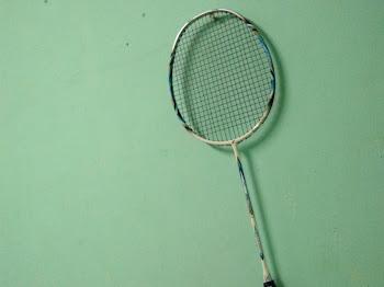 """Sweat Challange"" di Pusat Badminton Semambu"