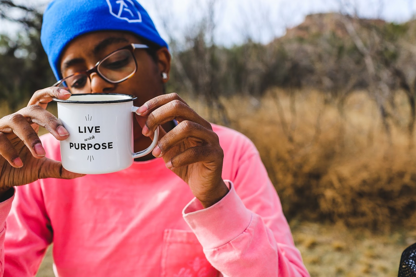 Live with Purpose Mug
