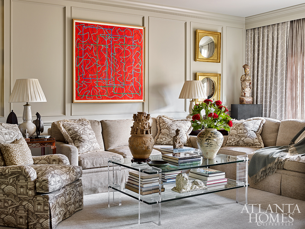 The Eclectic Atlanta Home Designed by Bill Murphy