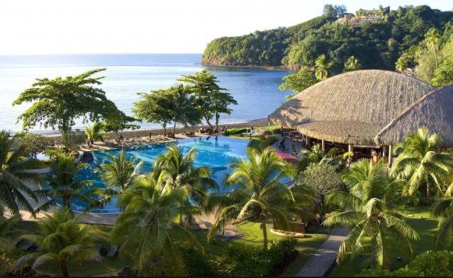 TAHITI ,Bora Bora, Moorea Et Tout Les iles De la Polynesie,tahiti village