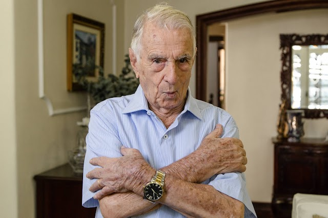 Morre Orlando Drummond, icônico ator e dublador brasileiro, aos 101 anos
