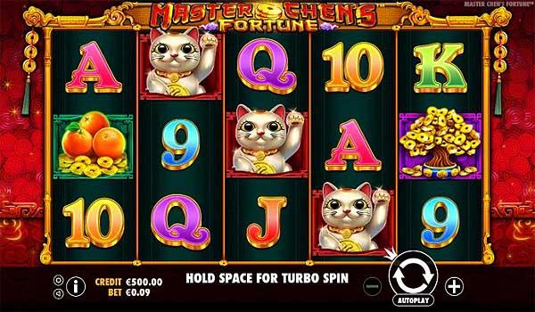 Main Gratis Slot Indonesia - Master Chen's Fortune (Pragmatic Play)