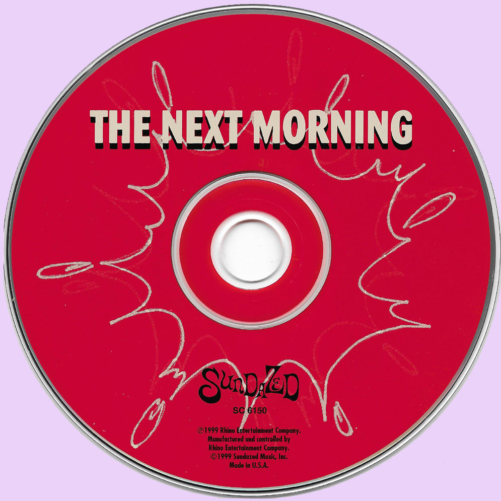 The Next Morning - The Next Morning