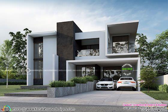 minimalist contemporary style home
