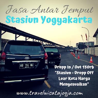 Jasa Antar Jemput Stasiun Yogyakarta 2018