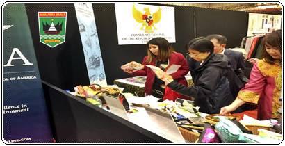 Hasil Kunker Gubernur Ke Chicago, Banyak permintaan Eksport Makanan Khas Minangkabau