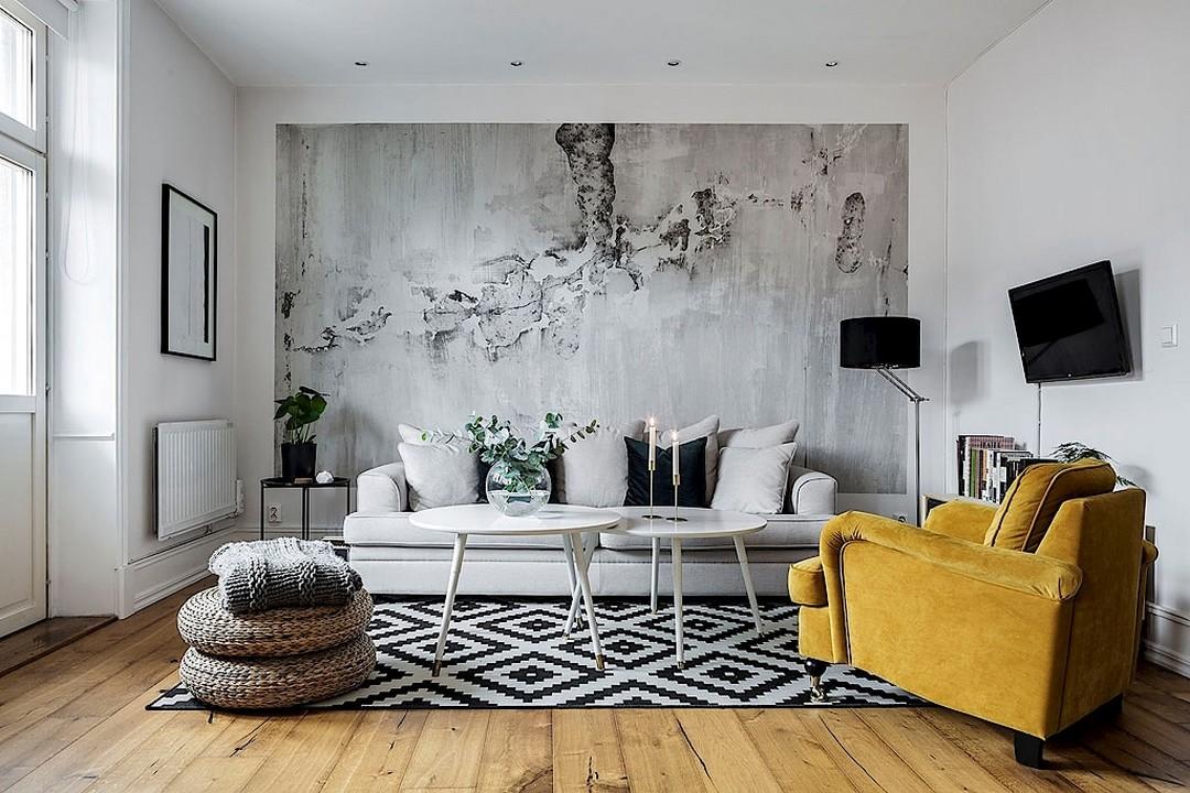 d couvrir l 39 endroit du d cor un mur original. Black Bedroom Furniture Sets. Home Design Ideas