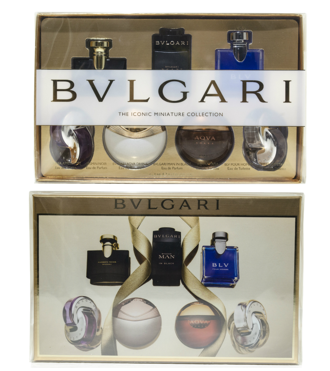 ... piece miniaturecollection evokes prestige and elegance.Perfect for  gifting purposes. This Exclusive set consist of  - Omnia Amethyste by  Bvlgari 5ml Edt 9f5997c7e0b
