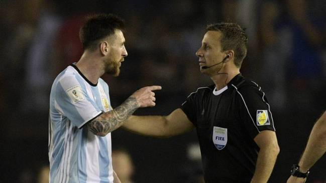 See Why FIFA Banned Lionel Messi