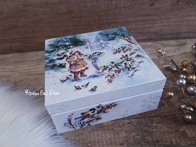 Zimowe pudełko
