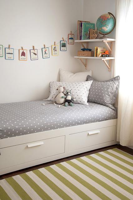 5 Desain Tempat Tidur Minimalis dan Super Simpel