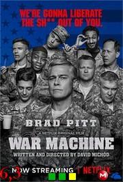 Máquina de Guerra Dublado – HDRip