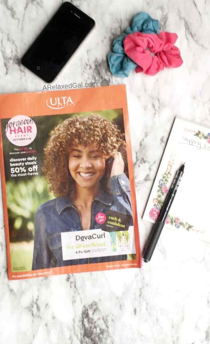 Relaxed hair Ulta Gorgeous hair event picks | A Relaxed Gal