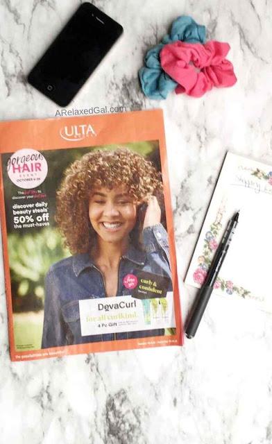 Relaxed hair Ulta Gorgeous hair event picks | A Relaxed Gal